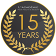 L'Academie Hair and Beauty 15 years